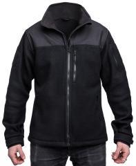 Särmä Wool Fleece Jacket, black