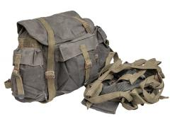 Turkish daypack, olive green, surplus