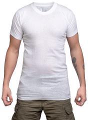 US T-shirt, white, surplus