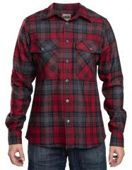 Särmä wool flannel shirt