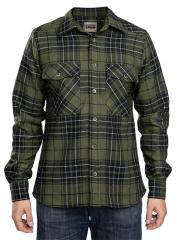 Särmä Wool Flannel Shirt