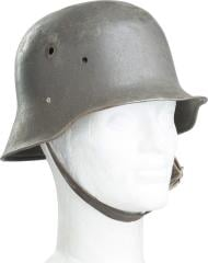 Finnish Austro-Hungarian M17 Steel Helmet, Surplus, Grade 2