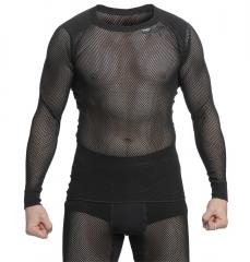 Svala 100% Dry Stretch Mesh Hunt -undershirt, black