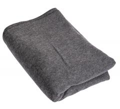 US blanket, dark grey, surplus