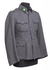 Finnish M36 wool tunic #12