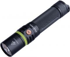 Fenix UC30 Rechargeable flashlight.