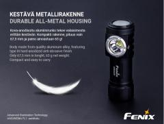 Fenix HM50R Headlamp.
