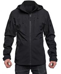 Särmä Softshell Jacket, Black