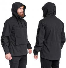 Särmä Windproof Anorak. Pictured here is an anorak chosen by the recommended measurements. Pick one size larger if you're after a very roomy fit.