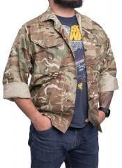 British CS95 field shirt, MTP, surplus