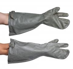 Finnish M63 NBC gloves