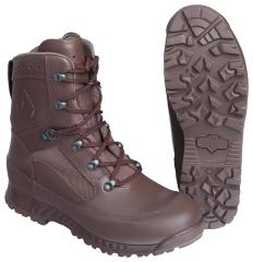 Haix Boot Combat High Liability, brown, 2nd grade