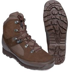 Haix Boot Desert Combat High Liability, lower shaft, brown, B-stock