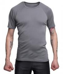 Dutch t-shirt, moisture wicking, grey, surplus
