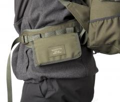Savotta Rekyyli Ammo Pocket S7. Some backpacks have webbing in smart places.
