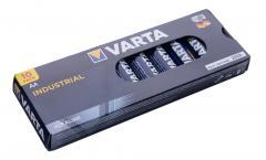 Varta Industrial alkaline battery, 10-pack