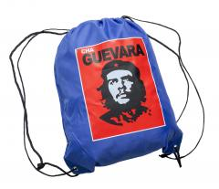 Cha Guevara drawstring bag, surplus