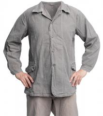 Swedish work jacket, gray, surplus