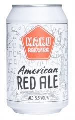 Maku Brewing American Red Ale