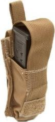 London Bridge Trading 9mm Front Pull Magazine Pouch, Coyote Brown, surplus