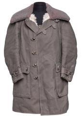 Swedish M1909 shearling coat #2