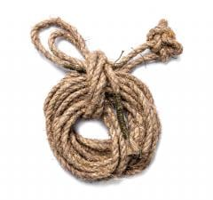 Soviet hemp rope, surplus