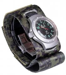 Russian Ratnik 6e4-1 watch, Digiflora