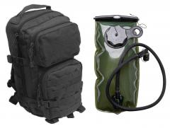 Särmä Assault Pack w. Source WXP hydration bladder