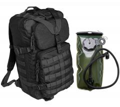 Särmä Large Assault Pack w. Source WXP hydration bladder