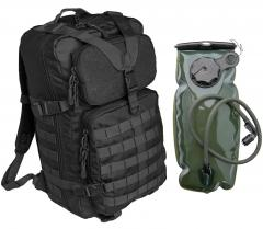 Särmä Large Assault Pack w. Source WXP hydration reservoir