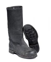 Soviet Kirza winter boots, surplus