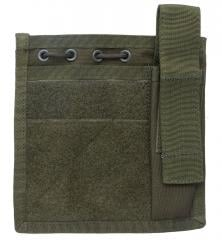 Blackhawk Admin Pouch, green, surplus