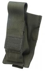 Blackhawk Open Top Single Pistol Mag Pouch, green, surplus