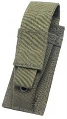 Blackhawk Single Pistol Mag Pouch, green, surplus