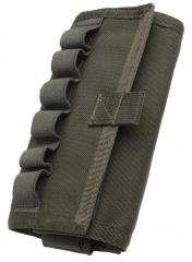 Blackhawk Shotgun 18-Round Vertical Pouch, green, surplus