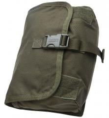 Blackhawk Gas Mask Carrier, green, surplus