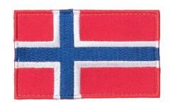 Särmä TST Norway Flag Patch, 77 x 47 mm