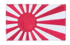 Särmä TST Japanese Navy war flag patch, 77 x 47 mm