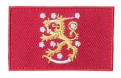 Särmä TST Finnish Lion Flag Patch, 77 x 47 mm