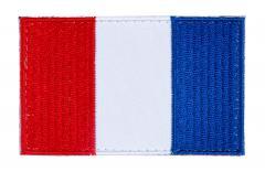 Särmä TST French Flag Patch, 77 x 47 mm