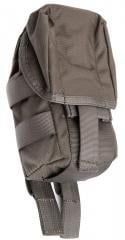 Swedish SVS 12 Combat Vest With Pouches, Green, surplus. The larger magazine pouch for 2-3 mags. Two included.