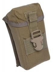 USMC MOLLE Optical Instrument Padded Case, Coyote Brown, Surplus