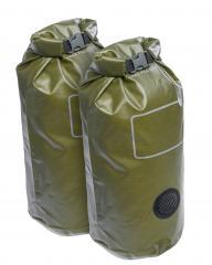 US waterproof MACS Sack, Small, 2-pack, Surplus