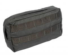 Paraclete Horizontal General Purpose Pouch, Medium, Smoke Green, surplus