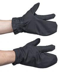 Soviet cotton-flannel mittens, surplus