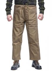 Czechoslovakian Worker Trousers, surplus