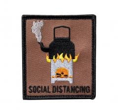 Särmä TST Social Distancing Morale Patch