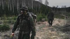 Varusteleka's Remote Military March 25.-26.4.2020
