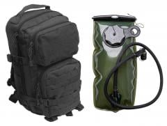 Särmä Assault Pack w. Source WXP hydration bladder