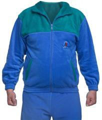 French Fleece Track Jacket, Surplus